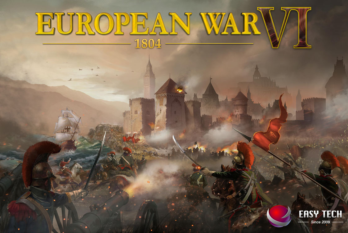 q what is the difference between european war 6 and european war 4 a this game has a larger expansion in the game timeline compare with the european war