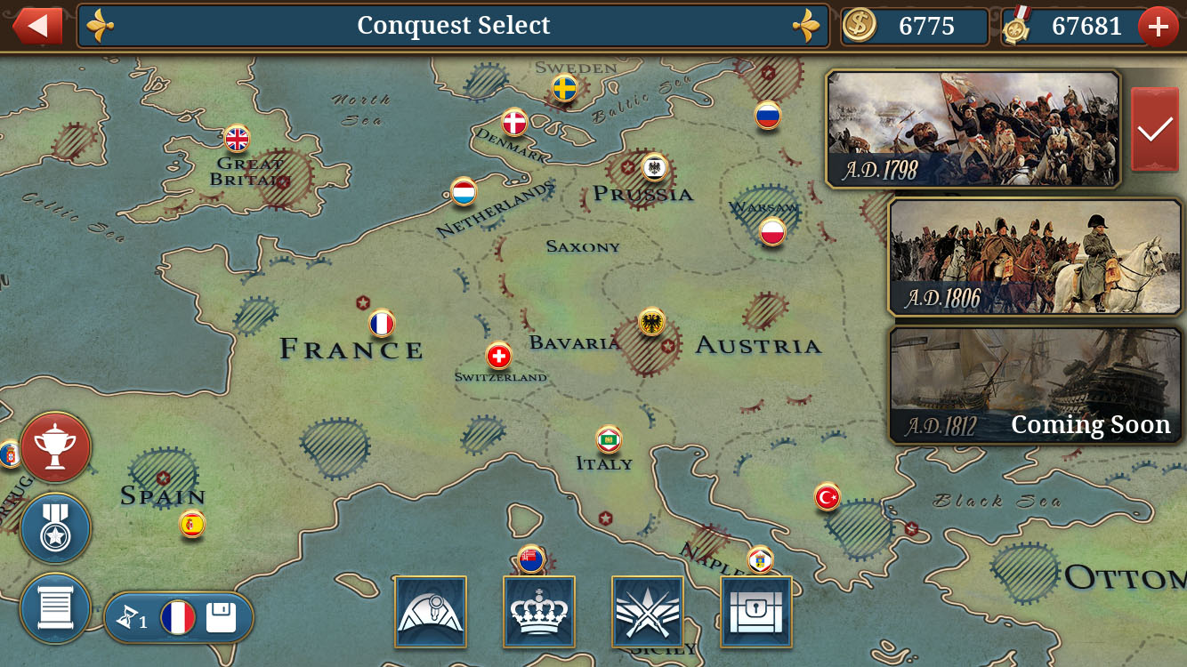 European War 6 - Manual